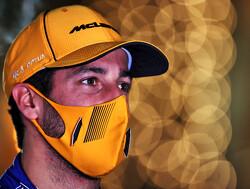 """Ricciardo na McLaren-debuut: """"Had mee willen doen om de overwinning maar had geen snelheid"""