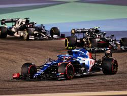 """Ocon vond de botsing met Vettel niet erg: """"We streden toch niet om de punten"""""""
