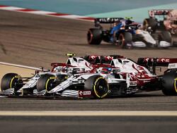 Alfa Romeo tankt vertrouwen ondanks puntloze race in Bahrein