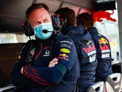 """Christian Horner over Verstappen: """"Hij maakte een ongebruikelijke fout"""""""