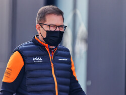 McLaren nadert punt waarop de ontwikkeling van de MCL35M stopt