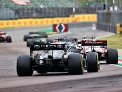 F1 verruimt regels voor budgetlimiet bij schadegeval in sprintraces
