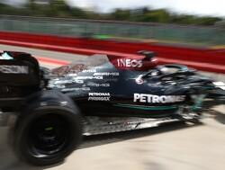 """Ralf Schumacher over Hamilton: """"Hij moet nu nog meer op de limiet rijden om Verstappen te kunnen bijbenen"""""""