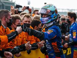 """McLaren: """"Kwestie van paar races voordat Ricciardo op zijn gemak is"""""""