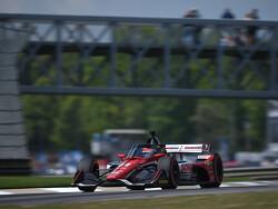 Rinus VeeKay in de wolken na eerste IndyCar-zege: ''Ik ben zo ongelooflijk blij''