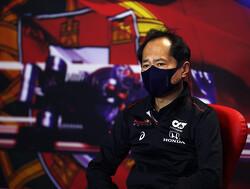 """Honda-baas verzucht: """"Jammer dat Yuki crashte waardoor anderen niet konden verbeteren"""""""