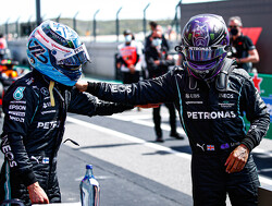 """Surer: """"Valtteri Bottas is de ideale waterdrager voor Lewis Hamilton'"""