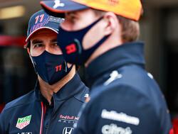 Max Verstappen heeft steun van Sergio Perez hard nodig in titelstrijd