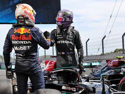Hamilton ziet Red Bull niet maximaliseren: ''Ze maken meer fouten''