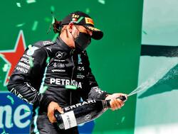 Is Lewis Hamilton in staat om komend weekend dit oude F1-record te evenaren?