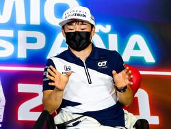 """Tsunoda denkt dat AlphaTauri Gasly voortrekt: """"Twijfel of ik dezelfde auto krijg"""""""