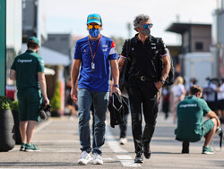 Fernando Alonso's finisht als twaalfde tijdens thuisrace in Catalonië