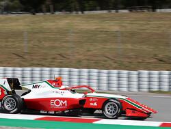 Caldwell wint tweede race in Barcelona na twee crashes om P1