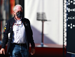 """Helmut Marko baalt: """"Max Verstappen maakte fout door pit in te rijden zonder call van het team"""""""