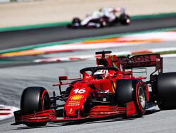 Charles Leclerc blij met zijn vierde startplaats in GP  van Spanje
