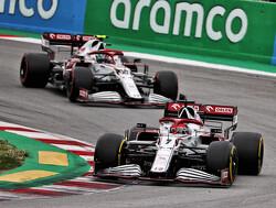 Alfa Romeo ontwikkelt C41 voorlopig door om top tien te bereiken