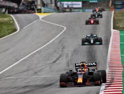 Zoveel buigt de Red Bull Racing-achtervleugel door op de rechte stukken