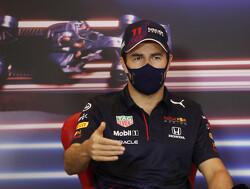 """Perez is niet gediend van druk bij Red Bull: """"Ze hoeven mij niet te vertellen wat ik moet doen"""""""