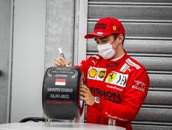 Officieel: Leclerc behoudt pole position en start vóór Max Verstappen in Grand Prix van Monaco