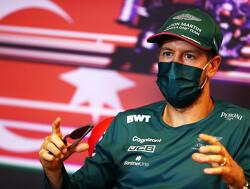 """Sebastian Vettel: """"Na een moeilijke start hebben we nu een goede auto"""""""