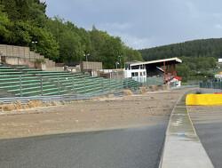 Goed nieuws vanaf Spa-Francorchamps: na noodweer komt zonneschijn