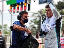 Russell: ''Punt voor ons, staat gelijk aan zege voor McLaren''