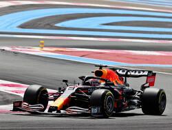 Red Bull Racing past achtervleugel aan voor Grand Prix van Frankrijk