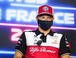 Complimenten voor vertrekkende Räikkönen