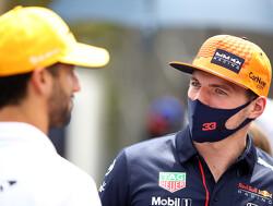 """Ricciardo over gunfactor Verstappen: """"Zou goed voelen als hij kampioen wordt"""""""