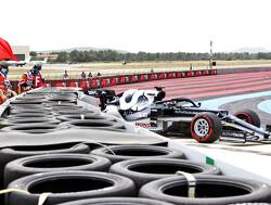 Tsunoda bekend schuld na derde kwalificatie crash in zeven races