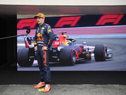 """Max Verstappen dolgelukkig na overwinning: """"WHOOO WAT EEN RACE!"""""""