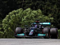 Samenvatting F1 GP Stiermarken VT3:   Hamilton 2 tienden sneller en hindert Verstappen tijdens snelle ronde in Oostenrijk