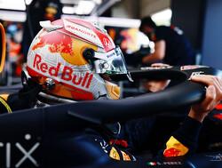Sergio Perez betreurt dat hij half rondje tekort komt om Bottas van podium te houden