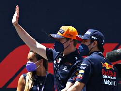 Sergio Perez zegt de druk aan te kunnen als teamgenoot van Max Verstappen bij Red Bull Racing