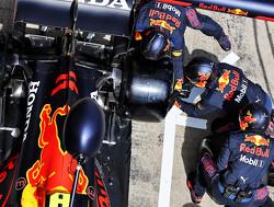 Red Bull verliest veel tijd door nieuwe pitstopregels