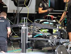 """Mercedes zoekt de oorzaak prestatieproblemen: """"Snelheid Max Verstappen was te hoog gegrepen voor ons"""""""