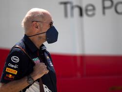 """Red Bull-ontwerper Newey: """"We zijn 5 kilometer per uur verloren op de rechte stukken"""""""