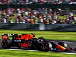 LIVE VT2 Britse F1 GP:  Max Verstappen snelste voor beide Ferrari's