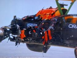 """Marko: """"Motorwissel niet nodig na crash Max Verstappen"""""""