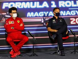"""Horner waakt voor Ferrari: """"Ze komen terug"""""""