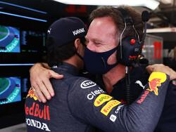 """Horner blij met Perez: """"Checo speelde belangrijke rol in ronde Max"""""""