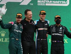 """Diskwalificatie Vettel uit Hongaarse GP valt hem zwaar: """"Bitter"""""""