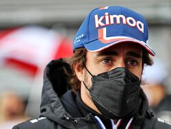 Alonso: 'Voelde me niet comfortabel'