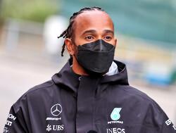 """Hamilton redelijk tevreden: """"Over het algemeen goede sessie"""""""