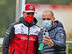 """Giovinazzi kijkt uit naar thuiswedstrijd: """"Racen in je thuisland is een speciale beleving"""""""