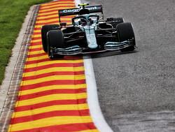 """Vettel: """"Over het algemeen een aardige middag"""""""