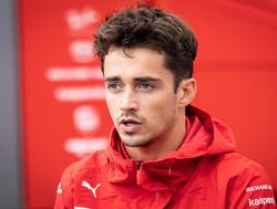 Leclerc stopte eerder in VT2 omdat hij zich niet helemaal lekker voelde