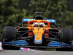 Daniel Ricciardo vond de Belgische Grand Prix ook te gevaarlijk