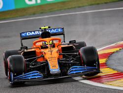 Norris krijgt nieuwe versnellingsbak en gridstraf