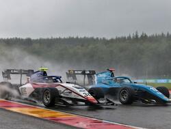 Formule 3 verplaatst naar later vanmiddag